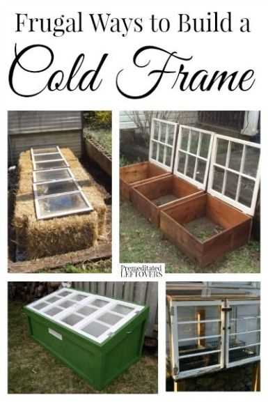 coldframes