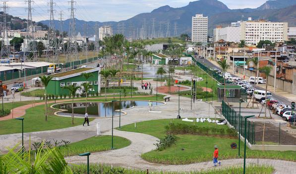 madureira park in rio
