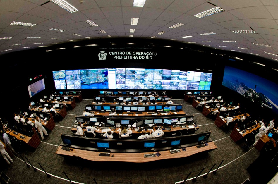 operations center of rio